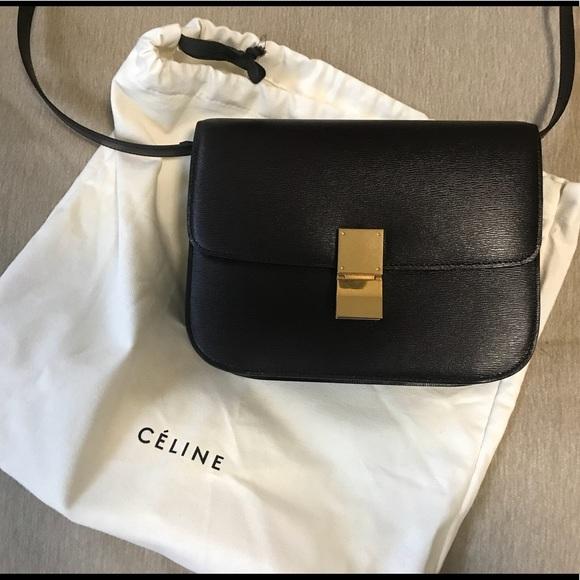 Brand new Celine box with Barney s receipt 9d2c8a5d6e158